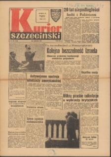 Kurier Szczeciński. 1967 nr 190 wyd.AB
