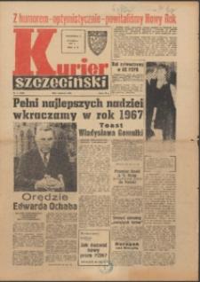 Kurier Szczeciński. 1967 nr 1 wyd.AB