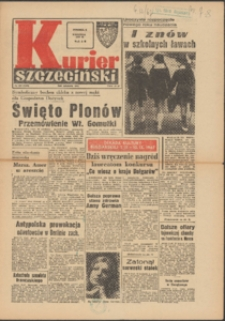 Kurier Szczeciński. 1967 nr 207 wyd.AB
