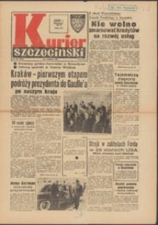 Kurier Szczeciński. 1967 nr 211 wyd.AB