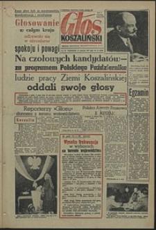 Głos Koszaliński. 1957, styczeń, nr 18