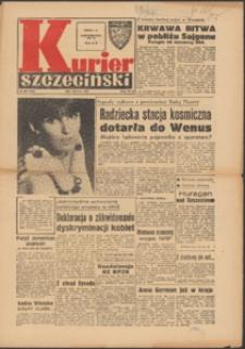 Kurier Szczeciński. 1967 nr 245 wyd.AB