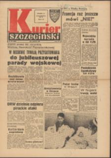 Kurier Szczeciński. 1967 nr 250 wyd.AB
