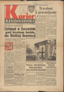 Kurier Szczeciński. 1967 nr 256 wyd.AB