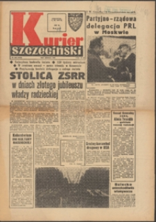 Kurier Szczeciński. 1967 nr 257 wyd.AB
