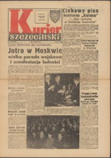 Kurier Szczeciński. 1967 nr 260 wyd.AB