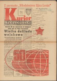 Kurier Szczeciński. 1967 nr 261 wyd.AB