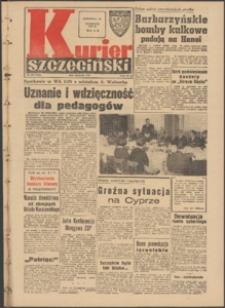 Kurier Szczeciński. 1967 nr 271 wyd.AB + dodatek Kurier Akademicki