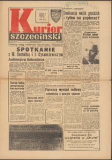 Kurier Szczeciński. 1967 nr 288 wyd.AB