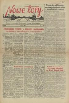Nowe Tory : pismo pracowników DOKP w Szczecinie. R.2, 1955 nr 2
