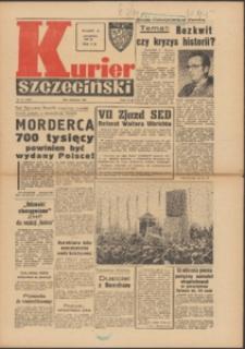 Kurier Szczeciński. 1967 nr 91 wyd.AB