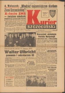 Kurier Szczeciński. 1967 nr 95 wyd.AB