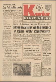 Kurier Szczeciński. 1984 nr 1