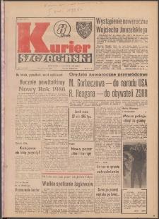 Kurier Szczeciński. 1986 nr 1