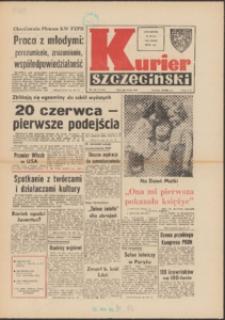 Kurier Szczeciński. 1983 nr 103 wyd.AB + dodatek Harcerski Trop nr 5