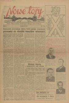 Nowe Tory : pismo pracowników DOKP w Szczecinie. R.2, 1955 nr 4