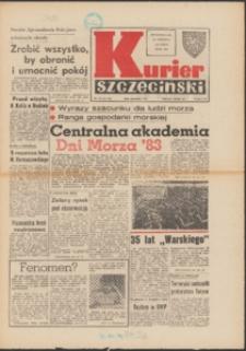 Kurier Szczeciński. 1983 nr 124 wyd.AB