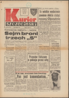 Kurier Szczeciński. 1983 nr 127 wyd.AB + dodatek Harcerski Trop nr 6