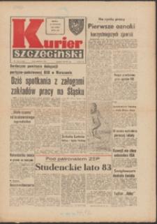 Kurier Szczeciński. 1983 nr 160 wyd.AB