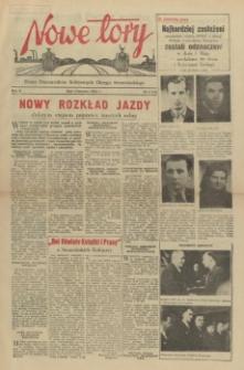 Nowe Tory : pismo pracowników DOKP w Szczecinie. R.2, 1955 nr 5