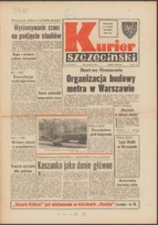 Kurier Szczeciński. 1983 nr 39 wyd.AB + dodatek Harcerski Trop nr2