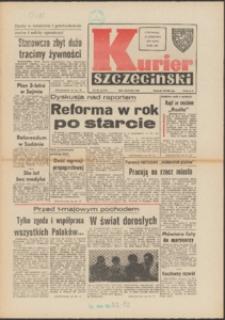 Kurier Szczeciński. 1983 nr 83 wyd.AB + dodatek Harcerski Trop nr 4