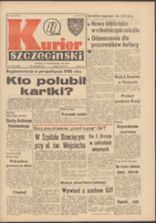 Kurier Szczeciński. 1984 nr 205