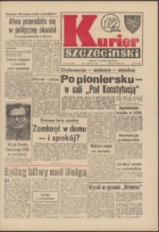 Kurier Szczeciński. 1984 nr 23 + dodatek Harcerski Trop styczeń