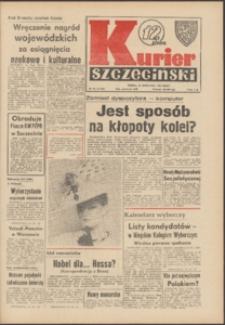 Kurier Szczeciński. 1984 nr 83 + dodatek Harcerski Trop kwiecień