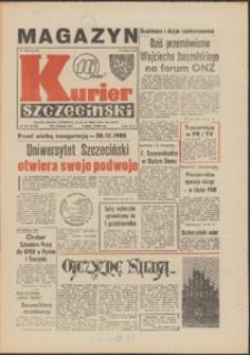 Kurier Szczeciński. 1985 nr 189 + dodatek Harcerski Trop wrzesień
