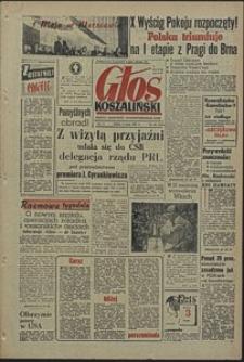Głos Koszaliński. 1957, maj, nr 105