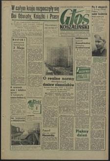Głos Koszaliński. 1957, maj, nr 106