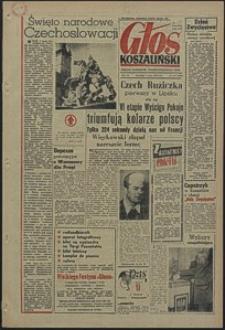Głos Koszaliński. 1957, maj, nr 110