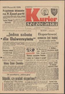 Kurier Szczeciński. 1986 nr 110