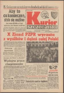 Kurier Szczeciński. 1986 nr 125
