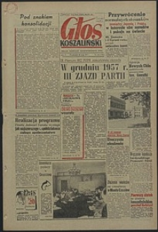 Głos Koszaliński. 1957, maj, nr 119