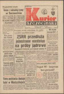 Kurier Szczeciński. 1986 nr 160
