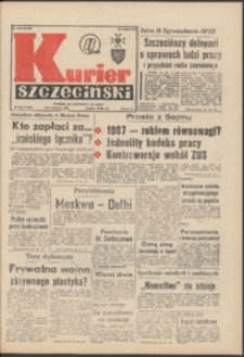 Kurier Szczeciński. 1986 nr 230