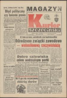 Kurier Szczeciński. 1986 nr 233