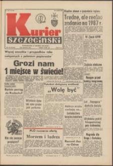 Kurier Szczeciński. 1986 nr 244