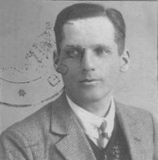 Antoni Ledóchowski jako wykładowca PSM w Tczewie