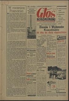 Głos Koszaliński. 1957, czerwiec,r 153