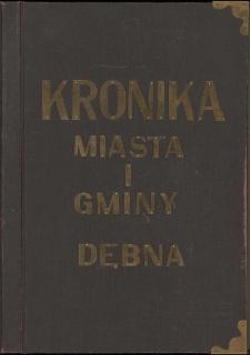 Kronika Miasta i Gminy Dębna 1990-1997