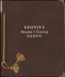 Kronika Miasta i Gminy Dębna 1998-2004