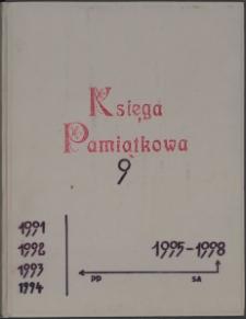 Kronika Nadodrzańskich Zakładów Przetwórstwa Owocowo-Warzywnego w Dębnie 1991-1998