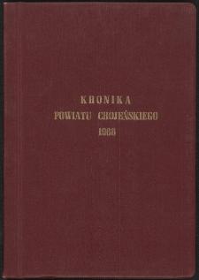 Kronika powiatu chojeńskiego 1966