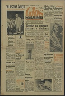 Głos Koszaliński. 1957, lipiec, nr 172