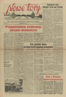 Nowe Tory : pismo pracowników DOKP w Szczecinie. R.2, 1955 nr 10