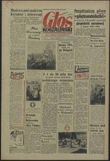 Głos Koszaliński. 1957, sierpień, nr 186