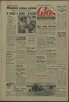 Głos Koszaliński. 1957, sierpień, nr 187